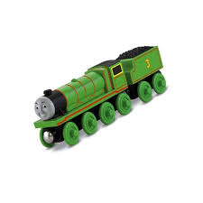 fisher thomas friends wooden railway henry