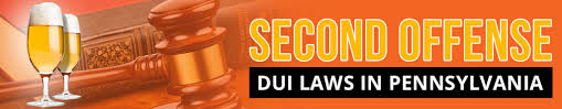 Pa Dui Chart 2018 The Penalties For A Second Dui In Pennsylvania