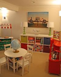 basement ideas for kids area.  For Playroom Ideas Kitchen Table With Chairs Cubes To Store Toys And Basement Ideas For Kids Area E