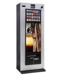 Electronic Cigarette Vending Machine Extraordinary Argus 48 Cigarette Vending Machine Vending Design Works