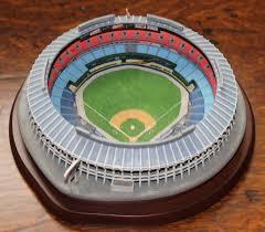 Atlanta Braves Stadium Design Danbury Mint Baseball Stadium Atlanta Fulton County Stadium
