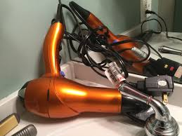 top 85 complaints and reviews about conair infiniti pro hairdryer yesterday i went to blow dry my hair and it simply blew up but not until it snapped crackled and popped blowing amber hot