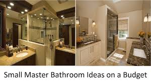 Super Awesome Small Master Bathroom Ideas On A Budget YouTube - Small master bathroom