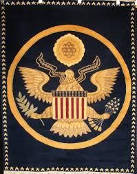 oval office carpet. Oval Office U.S Seal : 5\u00276\ Carpet R