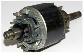open view of capacitor start capacitor run motor