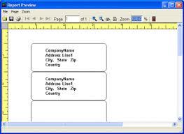 Print Address Labels Contact Software Print Labels