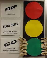 Traffic Light Discipline Chart Classroom Behavior Management Systems Classroom Behavior