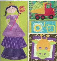 Colorful Quilts for Playful Kids quilt book & $24.95 Adamdwight.com