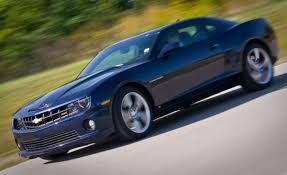 Camaro chevy camaro ss automatic : 2010 Chevrolet Camaro SS Automatic – Instrumented Test – Car and ...