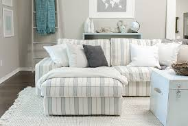 my new kivik slipcover and a comfort