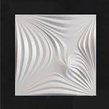 magic 3d decorative wall panels 1 pcs abs plastic mold for plaster
