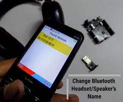 Change Bluetooth Headset/Speaker/Adapter's Name or Other Settings Through  UART : 8 Steps (with Pictures) - Instructables