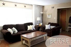 living room decorating ideas with dark brown sofa. black gray and brown interior design. sofa living room decorating ideas with dark