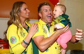 Warner announces second child coming   cricket.com.au