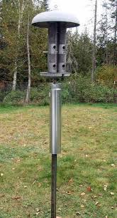 squirrel proof bird feeder pole