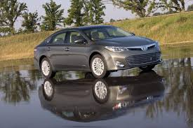 2015 Toyota Avalon Hybrid Limited Review & Rating | PCMag.com