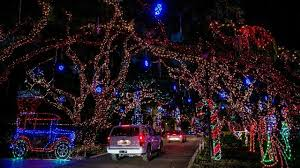 John Staluppi Christmas Lights Popular Neighborhood Light Show Returns After Traffic