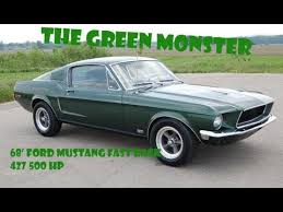 1968 ford mustang fastback restoration 427 ford stroker engine Ford Distributor Diagram at 68 Ford Custom 500 Fuel Wiring Diagram