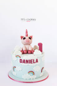 Tarta Unicornio Unicorn Cake Tarta para ni as Girl Cake.