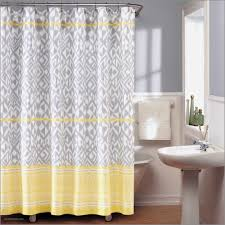 stained glass shower curtains awesome luxury yellow and gray shower joyous stained glass shower curtain