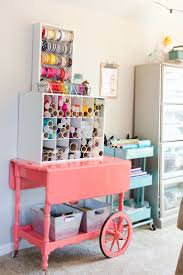 How To Turn Any Space Into A Dream Craft Room  HGTVu0027s Decorating Design Craft Room