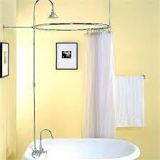 clawfoot bathtub shower bathtub shower kit cafe clawfoot bathtub shower fixtures clawfoot bathtub shower
