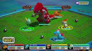 Pokemon Rumble U Brings Action-Figure Scanning Action to Wii U