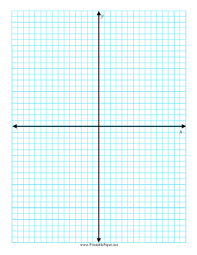 Cartesian Graph Paper