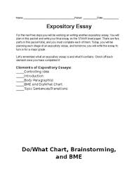 staar expository essay graphic organizer teaching resources  expository essay packet expository essay packet