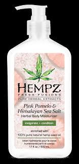 <b>Pink Pomelo</b> Moisturizer   <b>hempz</b>