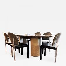 Italian Dining Tables Saporiti Mid Century Modern Saporiti Italia Italian Dining Table