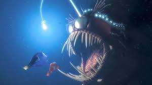 Finding Nemo Light Fish Image Result For Angler Fish Mask Angler Fish Fish
