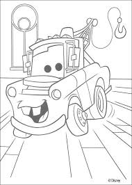 Small Picture Mater coloring pages Hellokidscom
