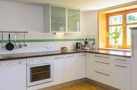Lovely Küche Der Mittelklasse In L Form