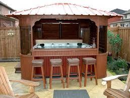 Gazebo Design, Hot Tub Gazebo Costco Sojag Messina Home Backyard Patio With  Whirpool Jacuzzi Attached
