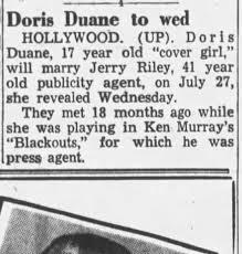 Duane/Riley wedding - Newspapers.com
