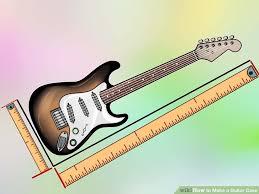image titled make a guitar case step 1
