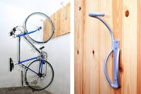 Bike hanger for apartment Diy 20 Minimalist Bike Storage Ideas For Tiny Apartments Homecrux 30 Minimalist Bike Storage Ideas For Tiny Apartments pictures