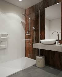 best grout free bathroom wall panels
