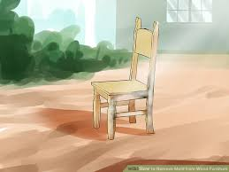 image titled remove mold from wood furniture step 4