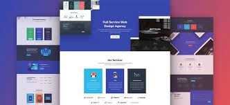 Layouts Downloads Download A Stunning Free Web Agency Divi Layout Pack Elegant