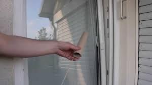 Ausgesperrt Gekipptes Fensterglastür Von Außen öffnen Youtube