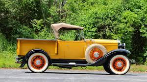 1930 Chevrolet Roadster Pickup | S52.1 | Harrisburg 2016
