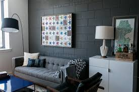 cinder block wall design ideas home design