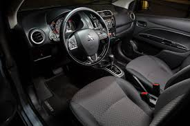 2018 mitsubishi mirage gt. brilliant mirage the interior is minimalist with fabric seats that are supportive without  becoming too stiff in the gt they 6way adjustable for driver  to 2018 mitsubishi mirage gt