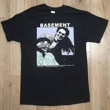 basement band logo. Wonderful Logo I LIKE YOU TEE BLACK In Basement Band Logo