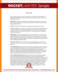 lease contract template land lease contract sample farm lease form template png pay stub