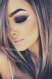 equally difficult to achieve this makeup for the eye is actually pretty easy all you need is the best tools and the best kohl and eyeshadow