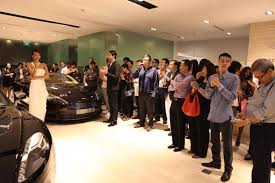 new car launches singaporeAston Martin opens second showroom in Singapore