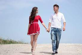 romance love couple beauty
